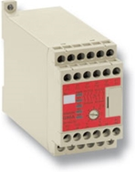Safety relay unit, 3PST-NO (Category 4), 5 A, SPST