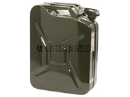 Jerry Can 20 ltr. metaldunk