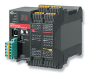 Safety network controller, 16x PNP inputs, 8x PNP